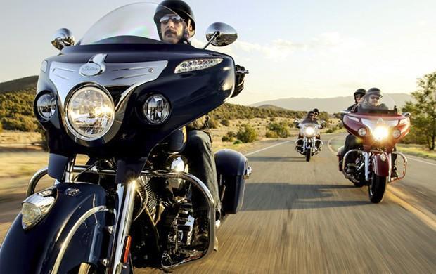 Indian irá produzir 5 modelos de motos no Brasil