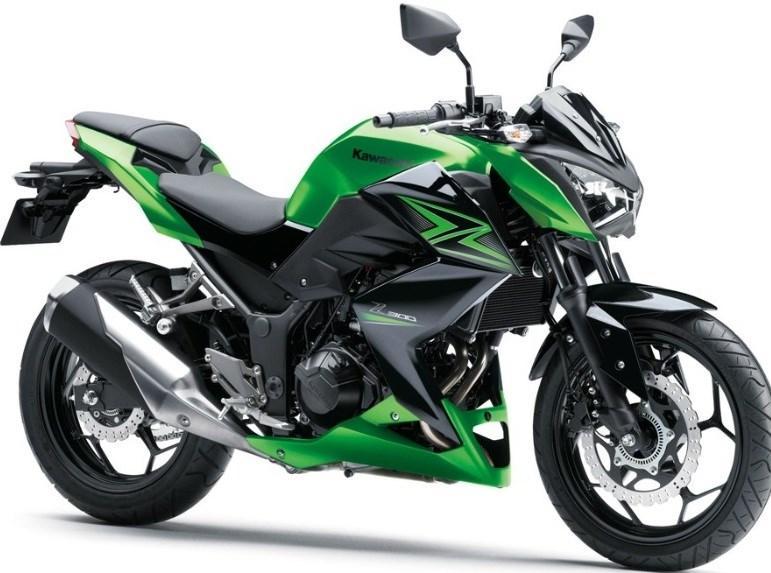 Kawasaki revelou o preço da nova Z300