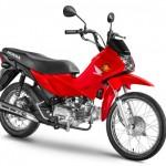 Honda Pop foi renovada e recebeu o nome Pop 110i