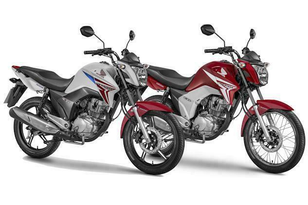 Honda reduziu produção de motos no Brasil