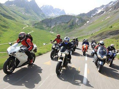 Dicas para se adaptar a pilotar moto