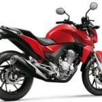 Honda irá lançar o modelo CB 250 Twister no Brasil