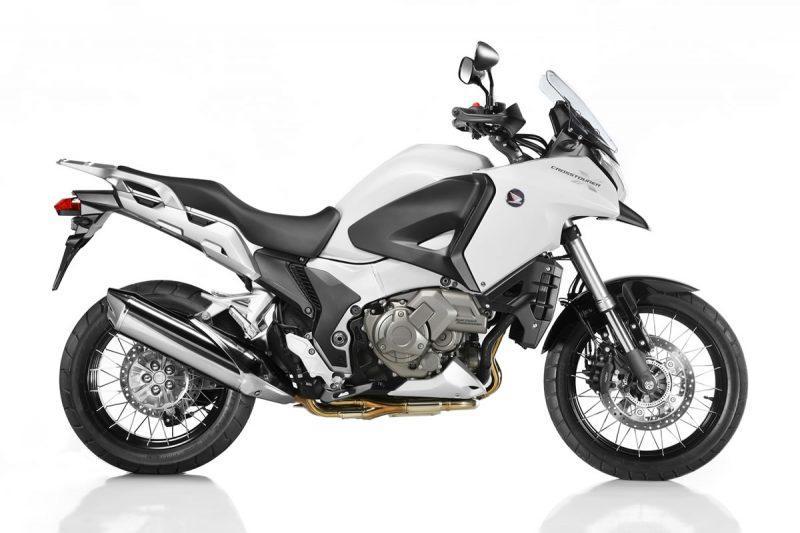 Honda CB 500X, CB 500F, NC 750X e VFR 1200X foram renovadas