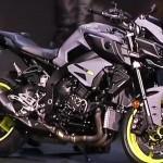 Nova Yamaha MT-10 – Lançamento da Nova Moto Naked