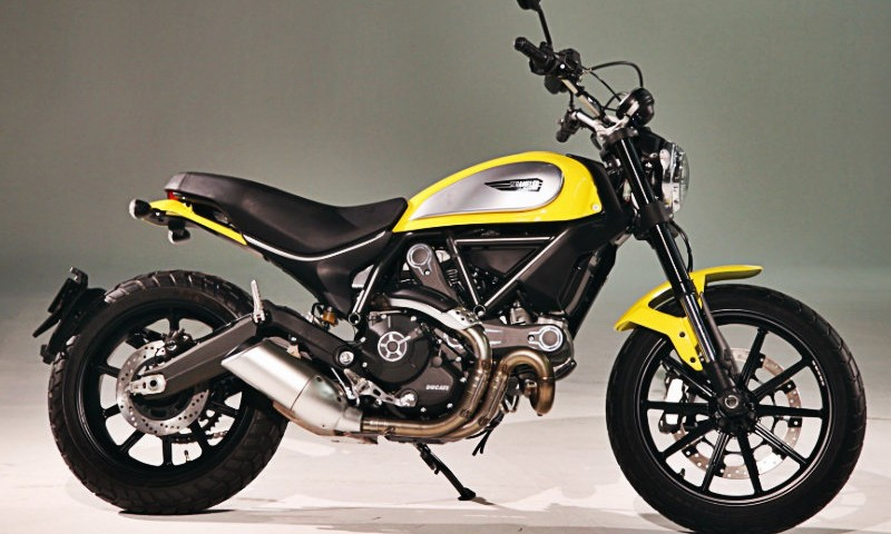 Nova Ducati Scrambler Full Throttle, Classic e Urban Enduro