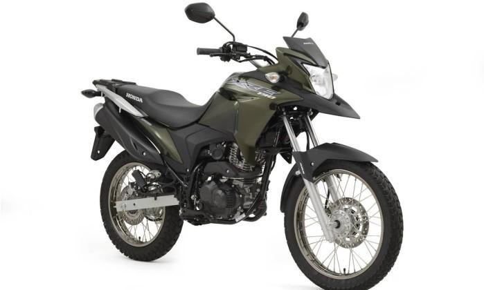 Nova Honda XRE 190 – Lançamento no Brasil