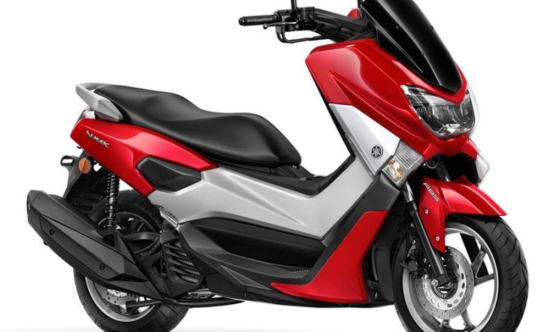 Yamaha lança o scooter NMax 160 no Brasil