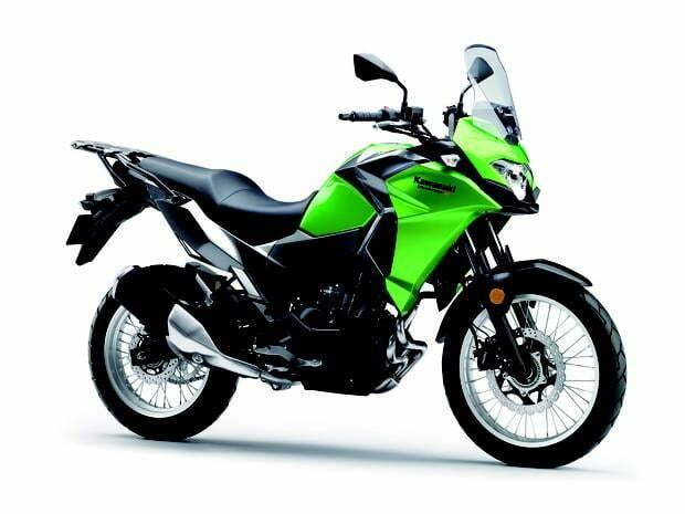 Kawasaki Versys-X 300 2017 – Lançamento e Novidades