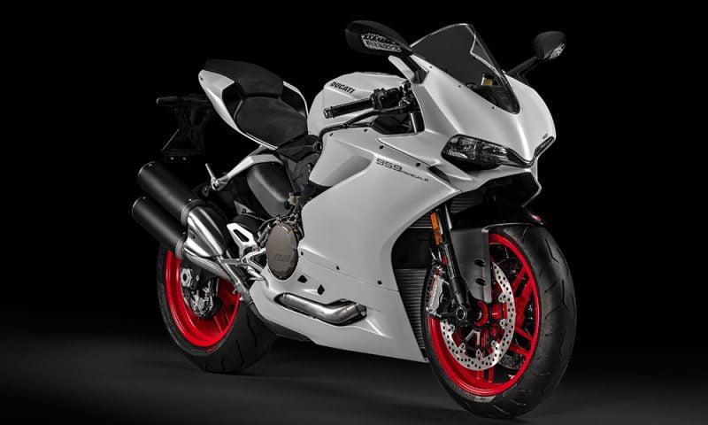 Ducati lançou o modelo 959 Panigale no Brasil