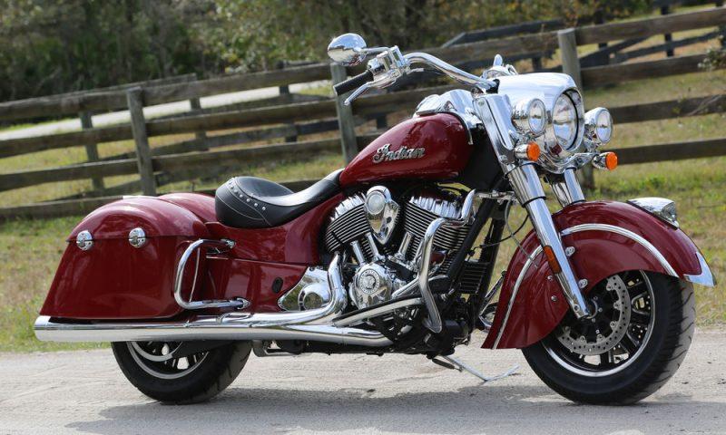 Indian Springfield – Informações sobre a nova moto