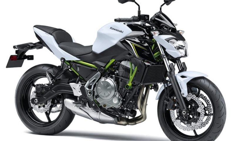 Moto Kawasaki Z650 – Lançamento no Brasil