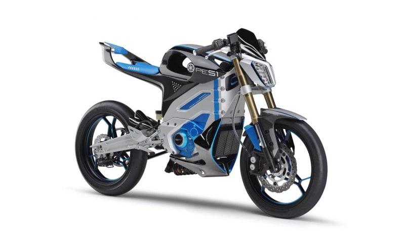 Moto Elétrica da Yamaha pode estar Próxima do Lançamento