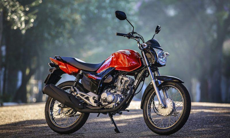 Honda CG 160 2018 – Principais Mudanças e Preço
