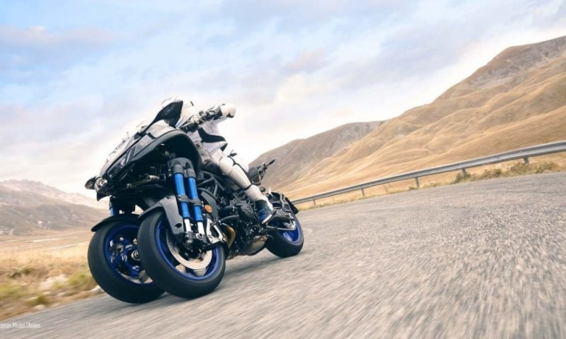 Yamaha Niken – Motocicleta de Alta Cilindrada de 3 Rodas