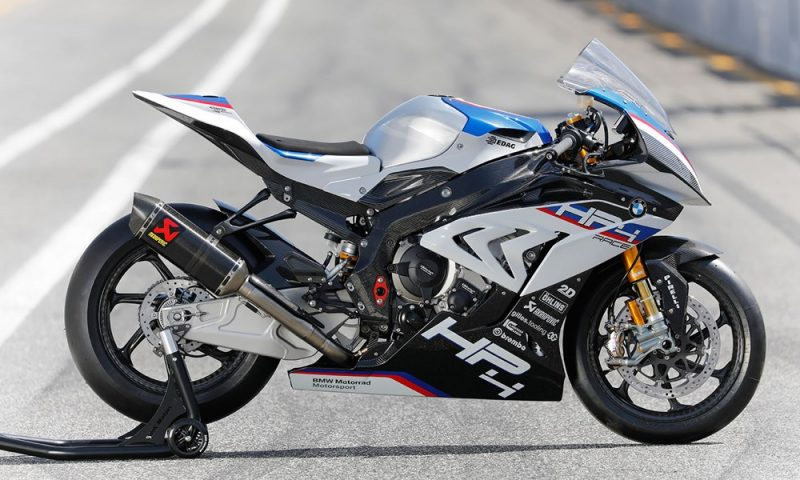 BMW HP4 RACE – Especificações, Ficha Técnica