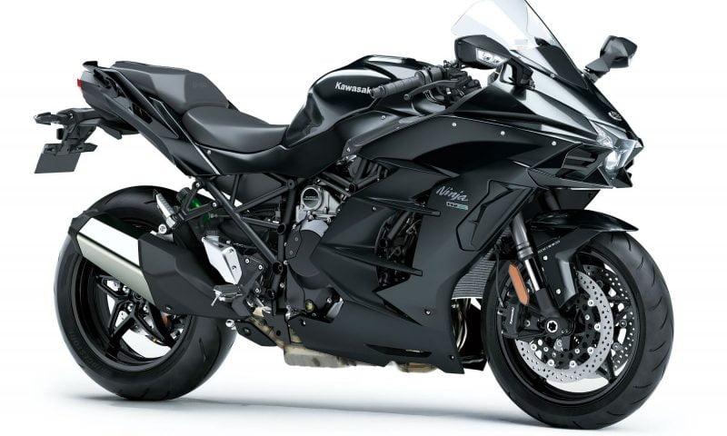 Kawasaki Ninja H2 SX – Lançamento, Características