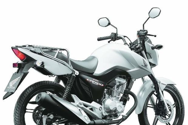 Honda CG 160 Cargo 2018 – Novidades