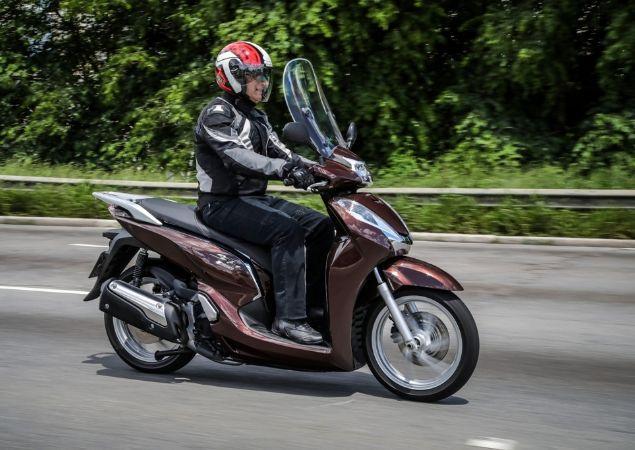 Honda SH300i 2018 – Preço e Novidades