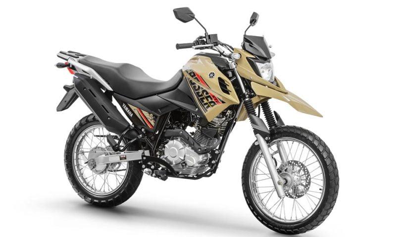 Yamaha Crosser 150 Z 2018 – Ficha Técnica, Especificações
