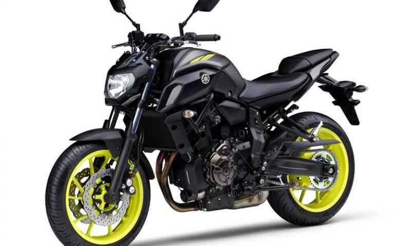 Yamaha MT-07 2018 – Características, Ficha Técnica
