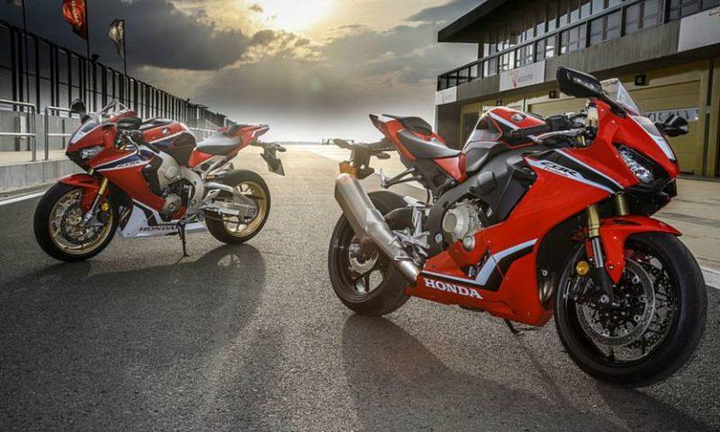 Review Honda CBR 1000RR Fireblade 2018