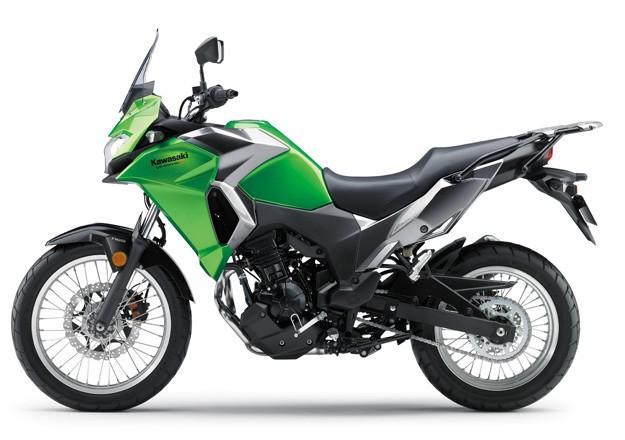 Kawasaki Versys-X 300 teve Redução nos Preços