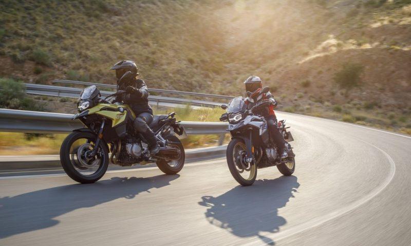 Lançamento da BMW F 750 e F 850 GS 2019