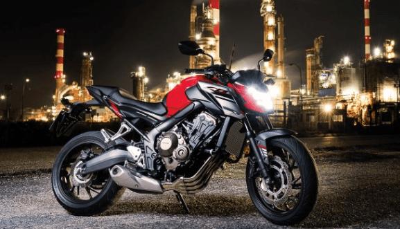 Honda CB 650F 2019 – Novidades, Características