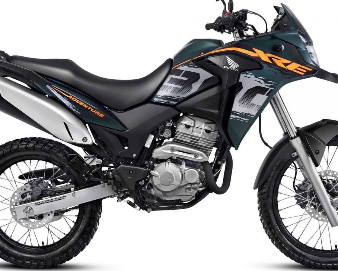 Nova Honda 300 2018 >> Nova Honda XRE 300 2019 • Preço Motos