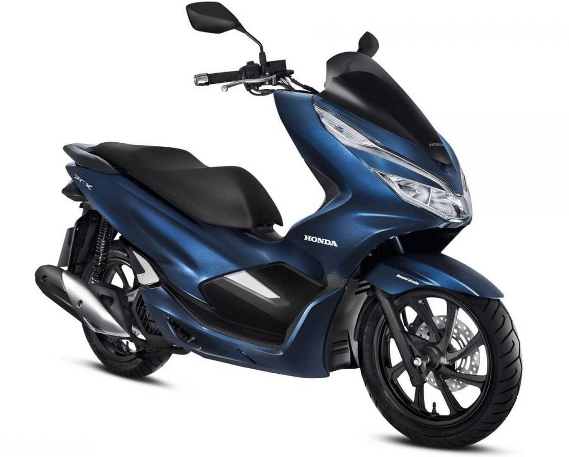 Honda Pcx 150 2019 Especificacoes Caracteristicas Preco Motos