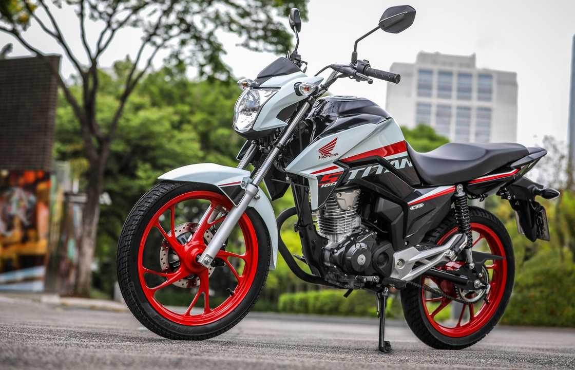 Honda CG 160 Titan S – Especificações, Características • Preço Motos
